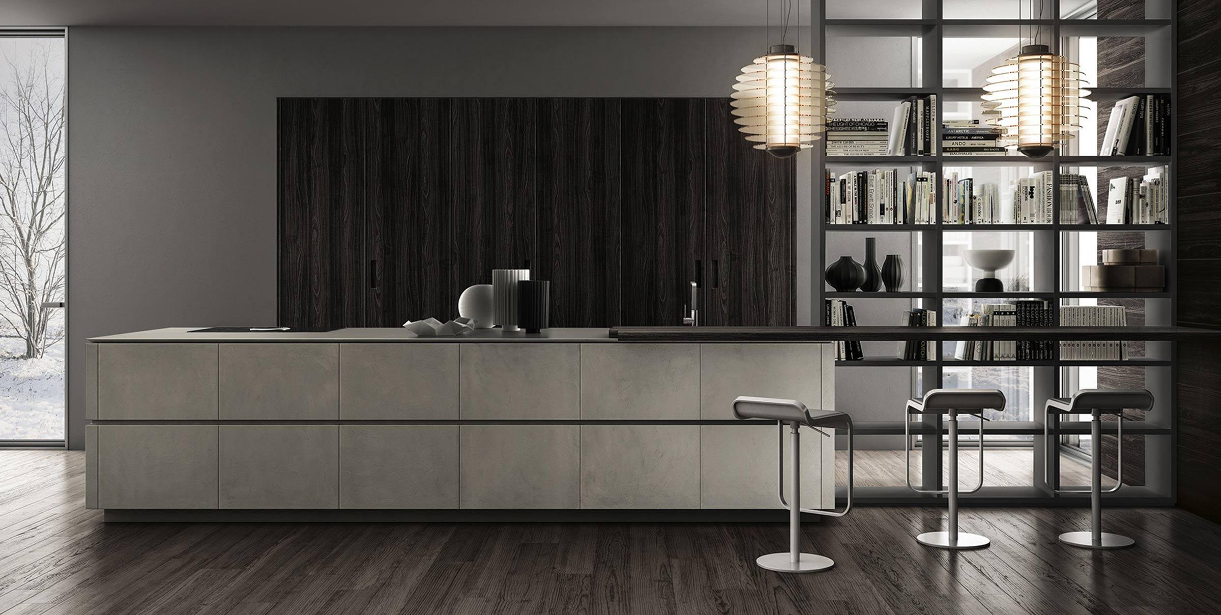 Cuisines design lyon les cuisines d arno for Cuisine design moderne