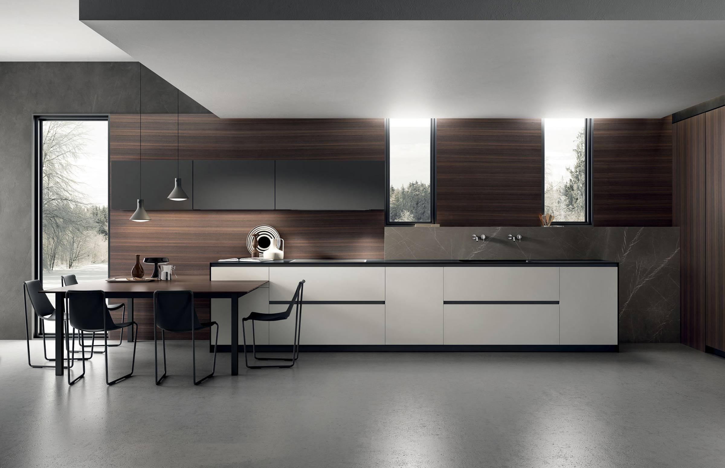 cuisines design lyon les cuisines d arno. Black Bedroom Furniture Sets. Home Design Ideas