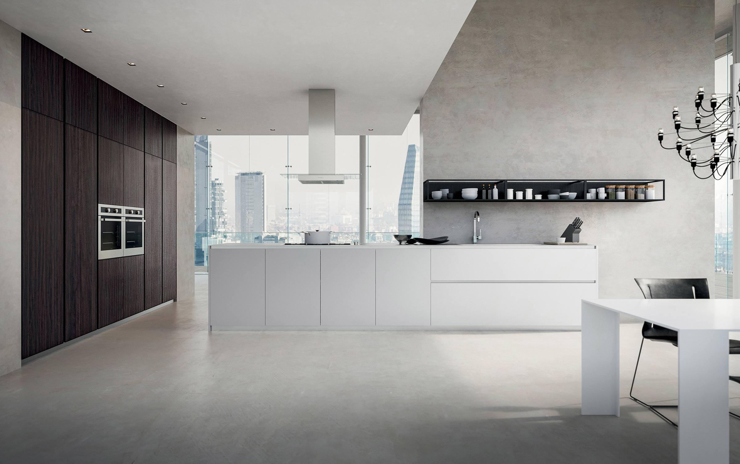 Cuisines design lyon les cuisines d arno for Cuisine complete design