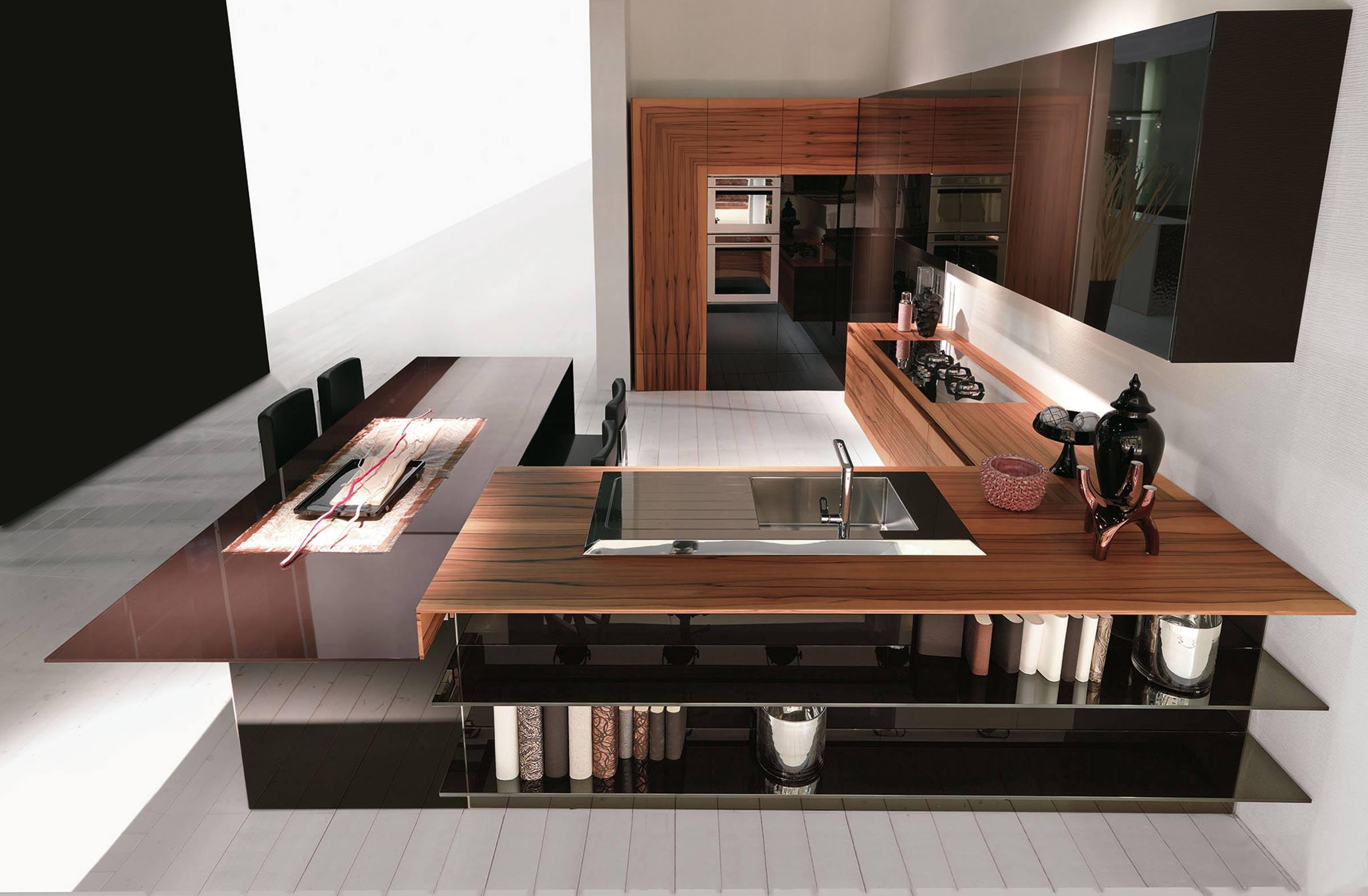 Cuisines haut de gamme lyon les cuisines d arno for Cuisine de luxe