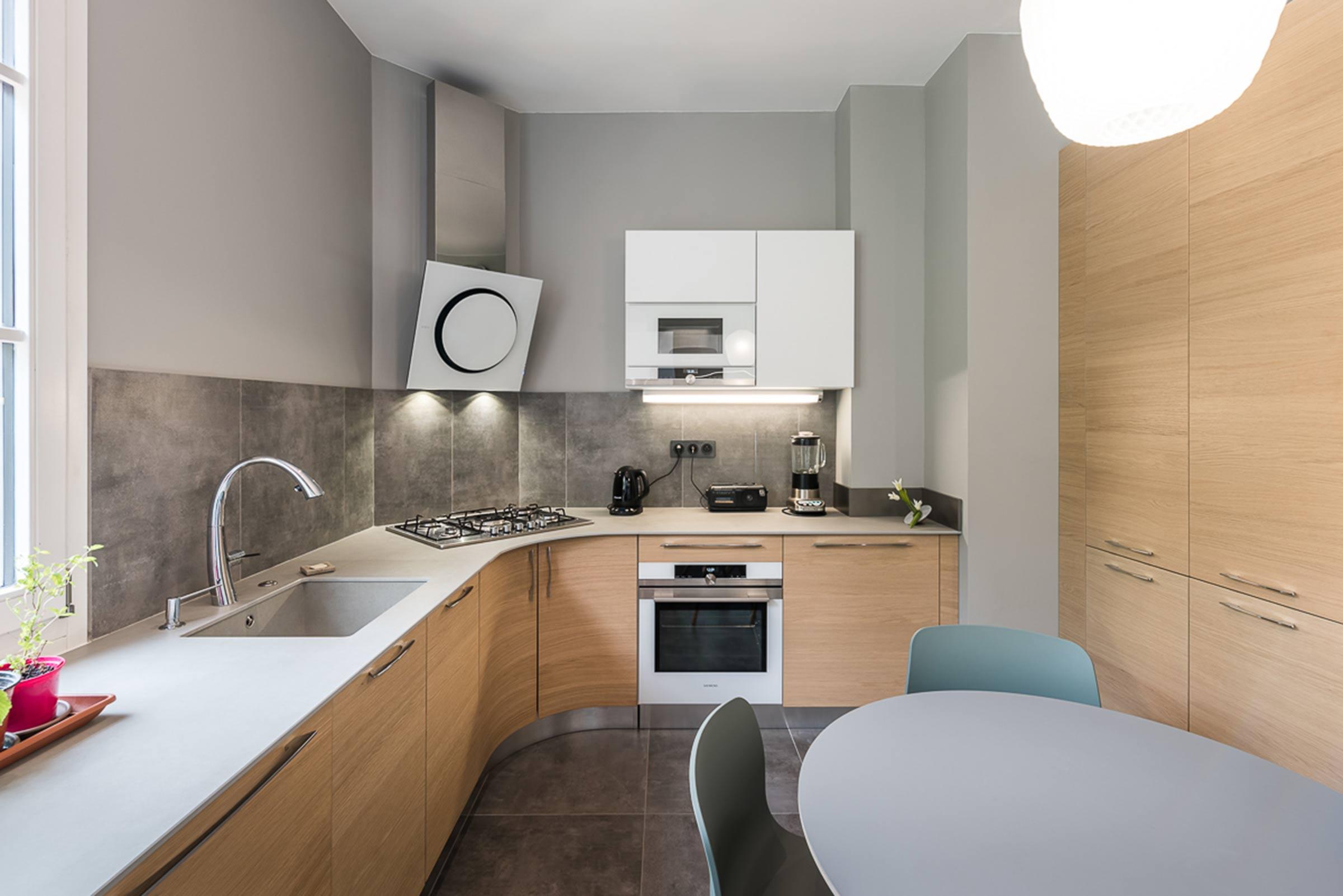 R novation d 39 une cuisine lyon 4e - Renovation cuisine lyon ...